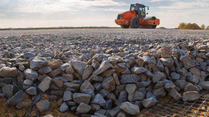 В Волгограде пытались украсть миллион при строительстве дороги к дому губернатора