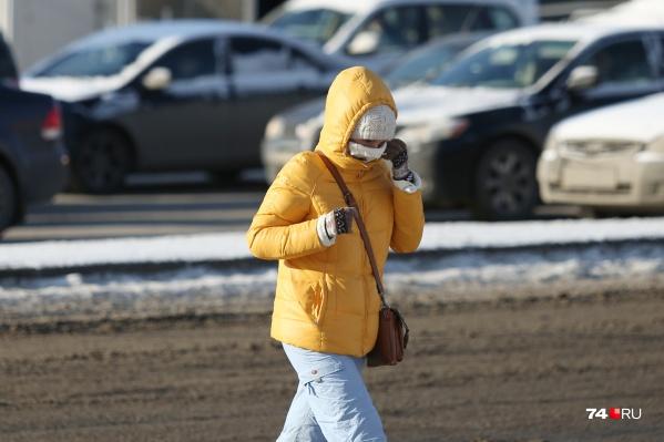 До -40 в этот раз температура не упадет, но похолодает ощутимо