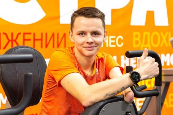 Александр Яремчук возвращается в Поморье с золотой медалью