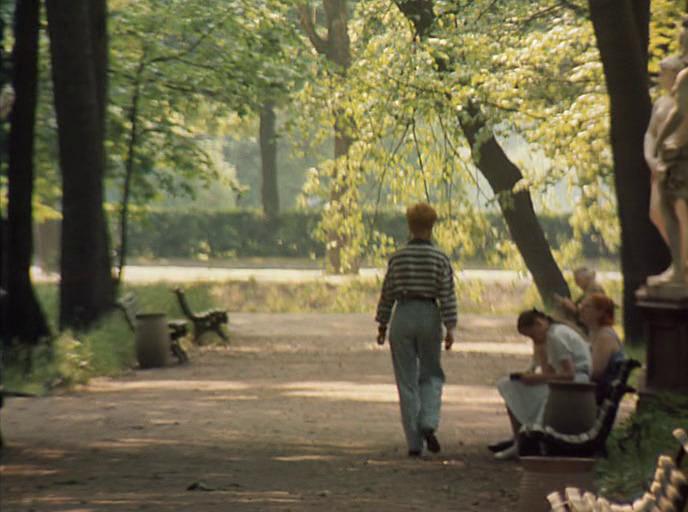 кадр из фильма«Странные мужчины Семёновой Екатерины»