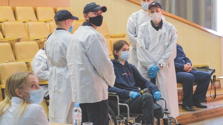 Зал суда организовали в больнице. Студенту, признавшемуся в убийстве 6 человек в университете, избрали меру пресечения. Подробности