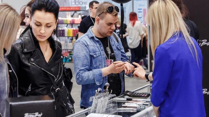 В Экспоцентр приедут производители косметики и оборудования для салонов красоты и устроят распродажу