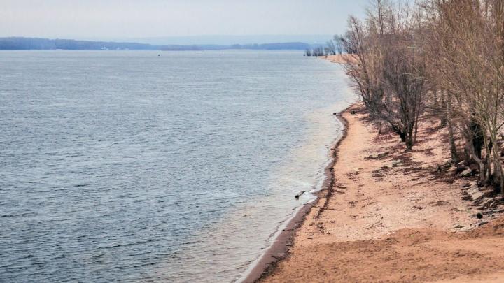 Самарцев будут штрафовать за купание вне пляжей