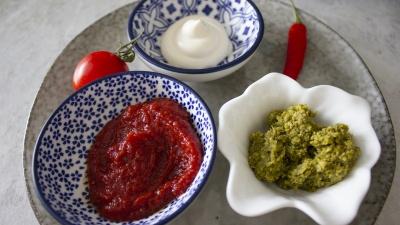 Сделай сам: готовим майонез, кетчуп и песто (это полезней и дешевле, чем в магазине)