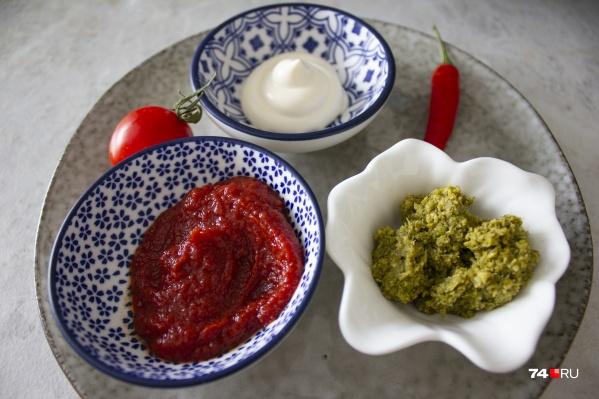 Готовить соус самостоятельно советуют и диетологи — свежий и домашний полезней и вкусней