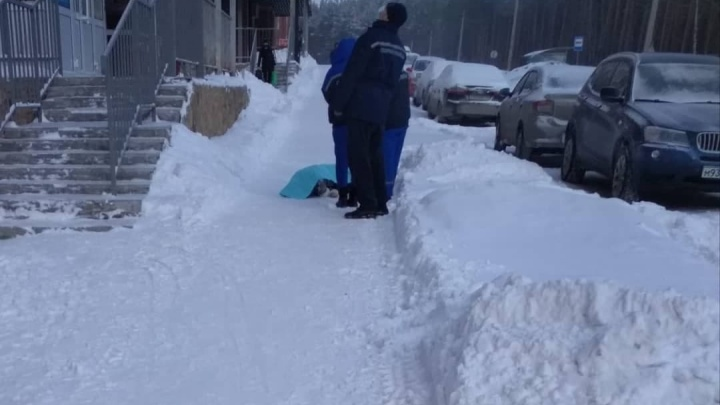 Спасать было уже поздно. В Березовском выпала из окна и разбилась десятилетняя девочка