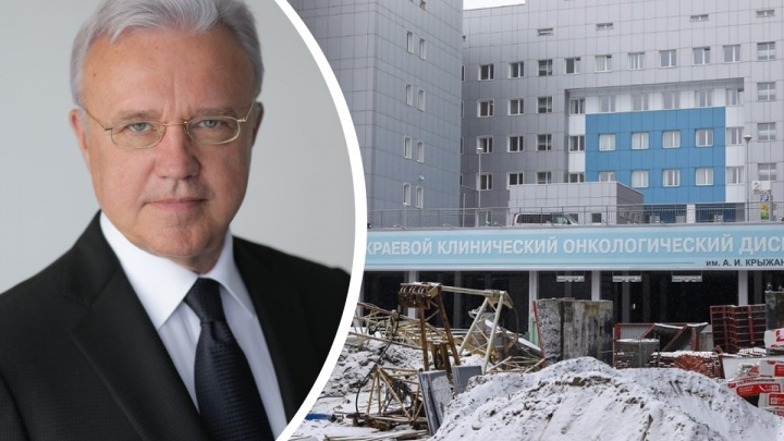 Никакой «приватизации»: губернатор прокомментировал увольнение Модестова