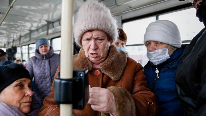 Челябинцы не поняли, как оплачивать проезд в трамвае с помощью валидаторов