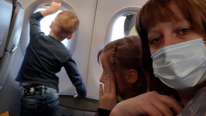 «Мы сидим в самолете уже два часа»: волгоградцы застряли в аэропорту Домодедово