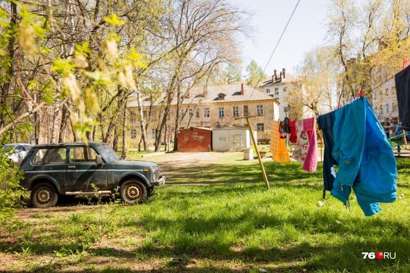 Ярославцы задыхаются в душных отапливаемых квартирах