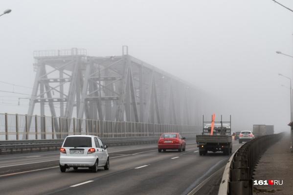 Непогода в Ростове продлится два дня