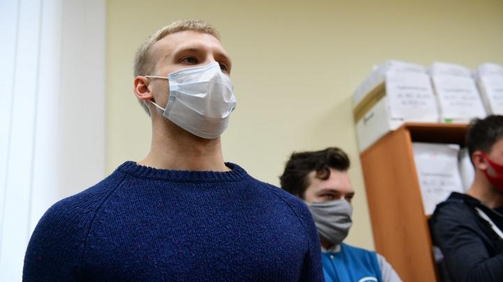 Суд еще раз проверит, мог ли православный активист Румянцев получить травмы в конфликте с Шибановым