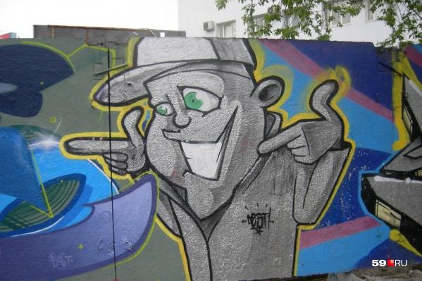 В случае принятия новых правил благоустройства на граффити придется получать разрешения