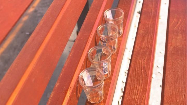 В Самарской области 193 человека умерли после отравления алкоголем