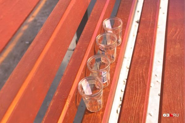 «Паленый» алкоголь— настоящий бич взрослого населения Самарской области
