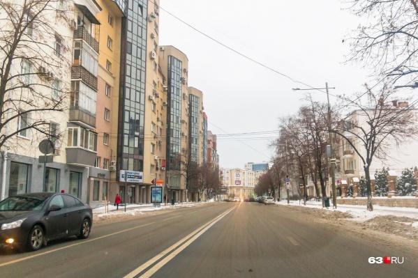 Улица Молодогвардейская тоже стала частью исторического поселения, хотят там много современных построек