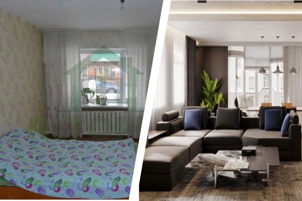 Стоимость жилья разнится в зависимости от элитности дома