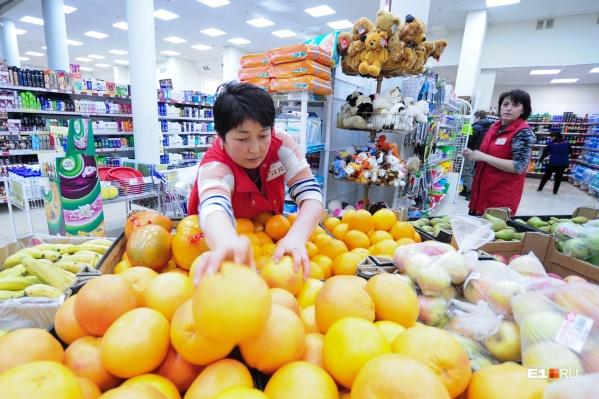 В 2021 году заметно подорожали фрукты и овощи, осенью начали расти цены и на молочку
