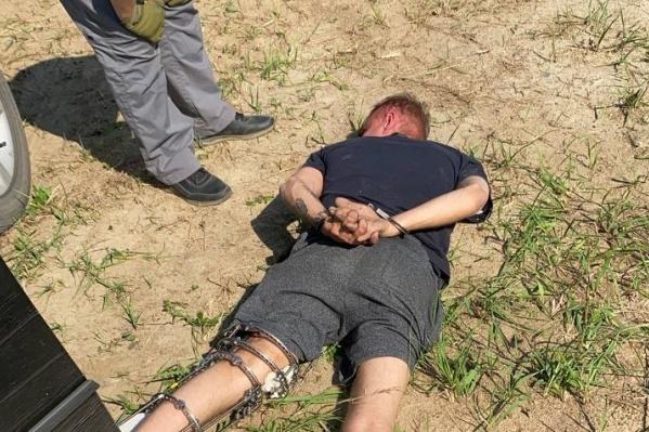 Двух мужчин задержали еще в конце августа, но не раскрывали подробности дела в интересах следствия
