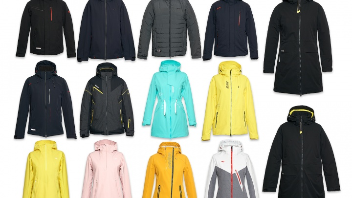 Скоро потеплеет: в магазин в центре города завезли куртки и ветровки на весну