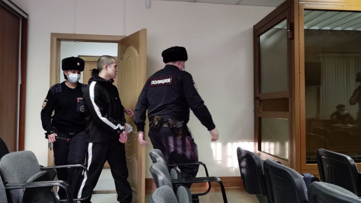 Прокуроры запросили 25лет лишения свободы для тюменского срочника Шамсутдинова