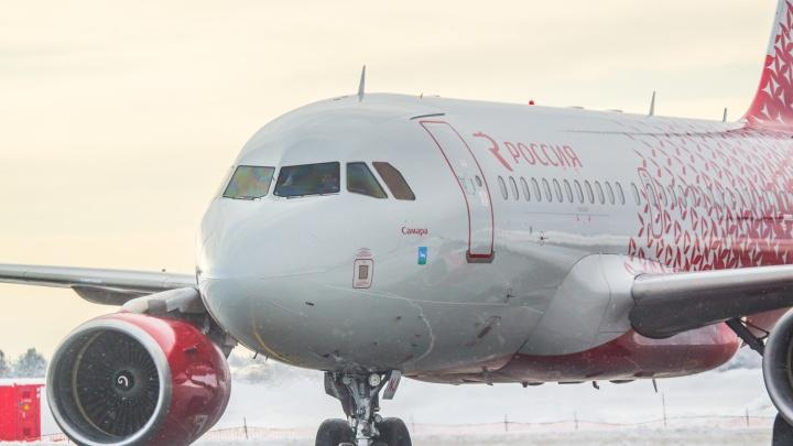 Из Самары увеличится количество рейсов в Санкт-Петербург