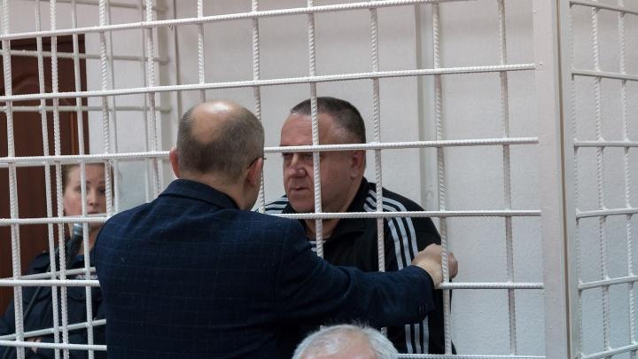 Верховный суд отказался рассматривать жалобу осужденного полковника ФСБ Сергея Гудованого