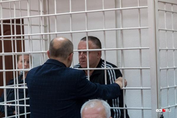 """Сергей Гудованый <a href=""""https://63.ru/text/criminal/2019/09/10/66229303/"""" class=""""_ io-leave-page"""" target=""""_blank"""">частично признал</a> свою вину"""