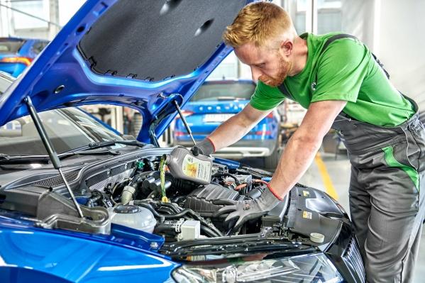 Все лето владельцев автомобилей ŠKODA ждут специальные условия на услуги официальных дилеров