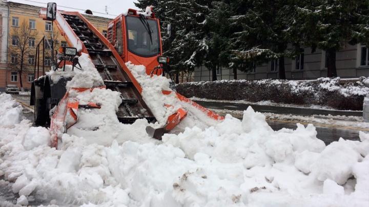 «Пострадавших нет»: в Курганской области устранили последствия метелей