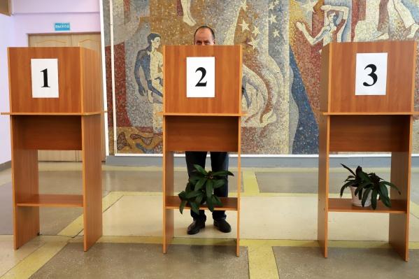 Избирательные комиссии сегодня работают до 20:00