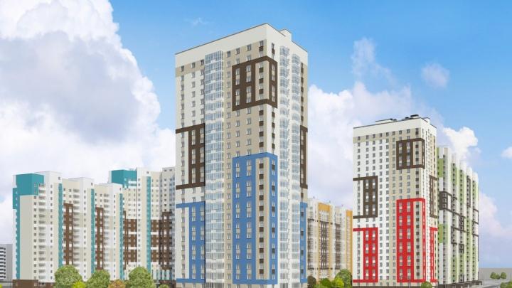 Новый Екатеринбург: федеральная компания взялась за строительство квартала на юго-востоке города