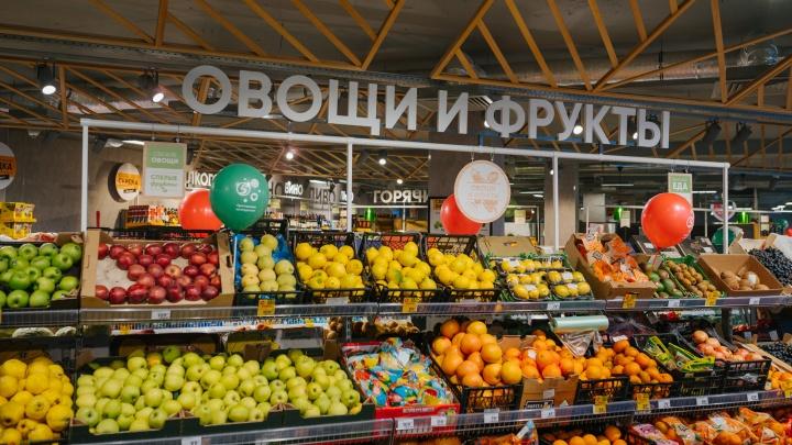 Базовая корзина продуктов в «Пятёрочке» во 2-м квартале стоила ниже, чем в среднем на рынке