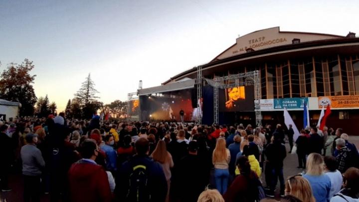 Почему в Архангельской области концерты и купания не запрещали, как акцию в поддержку Навального?