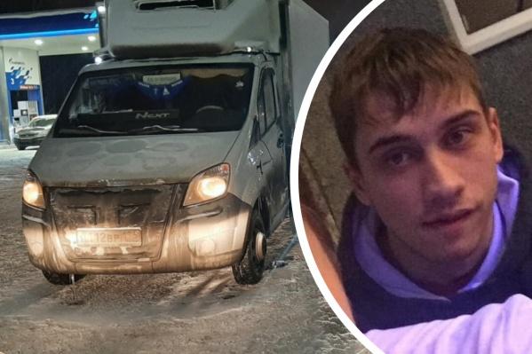 Водитель «газели» Никита Кудрин в день трагедии напился из-за ссоры с женой