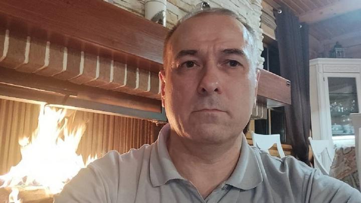 Пермский оппозиционный политик Константин Окунев попал в больницу с коронавирусом