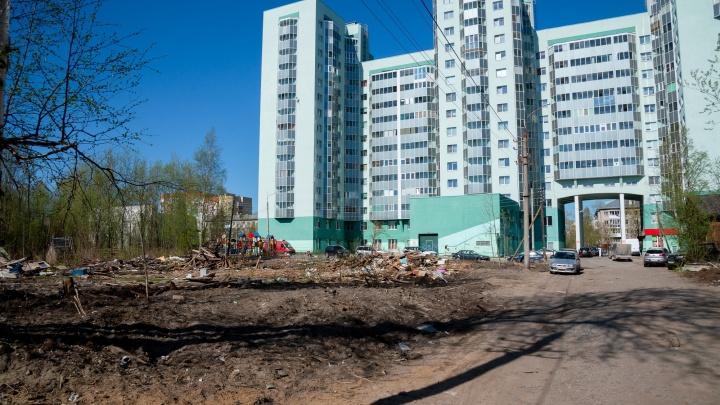 Прокуратура Архангельска оспорила планировку квартала у ЖК «Изумруд» и хотела судиться с горадмином