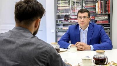 «Если начнем строить в этом году, то закончим к 24–25 годам»: Глеб Никитин — о метро, дублере Гагарина и инфраструктурных кредитах