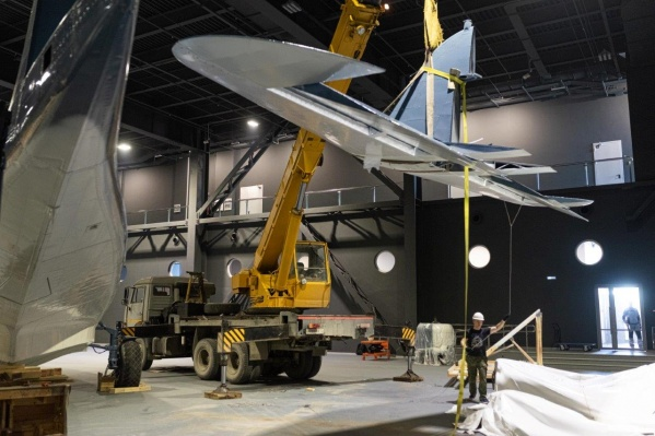 Гидросамолет станет самым большим экспонатом музея