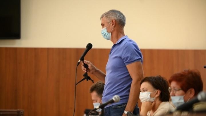«Будем бороться»: прокуратура Волгограда потребовала семь лет колонии для обвиненного в крушении катамарана лодочника