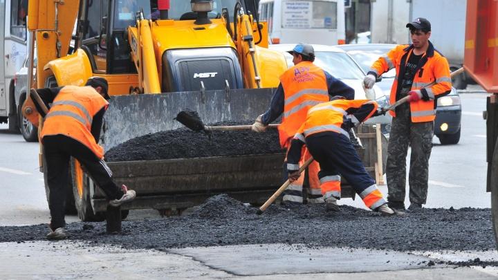 В Екатеринбурге строители на неделю закроют улицу на ВИЗе