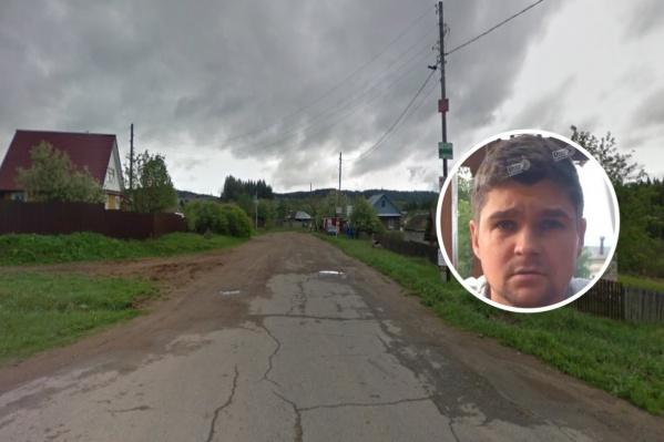 Владимира искали в Пермском районе