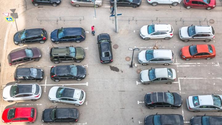 В Самарской области введут новые требования по парковкам у жилых домов