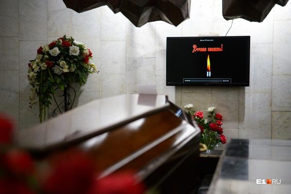 Несмотря на рост смертности, который отмечается в статистике, сотрудники ритуальных служб работают в штатном режиме