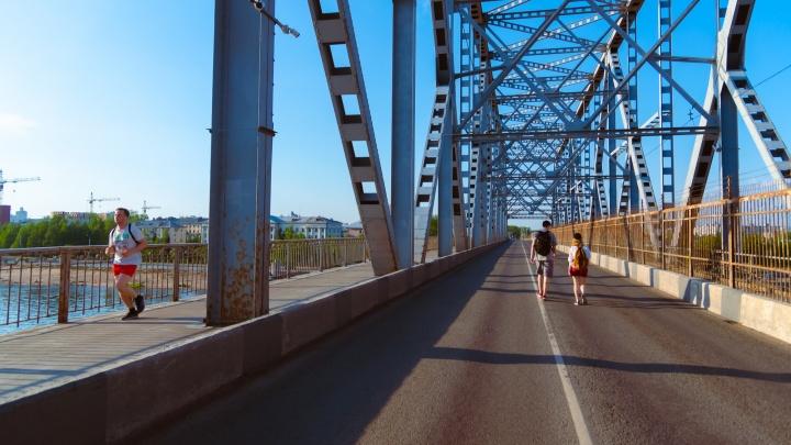24 июля в Архангельске перекроют для проезда Северодвинский мост
