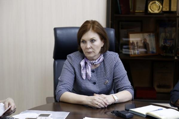 Кокорина находилась на руководящих должностях с 2015 года