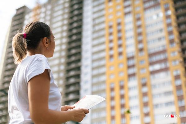 Цены на квартиры зависят от жилого комплекса, где они расположены