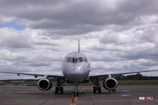 Сейчас доступных и интересных прямых рейсов из Перми не так уж много