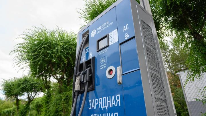 «Россети Сибирь» поддержали решение властей избавить владельцев электрокаров от транспортного налога