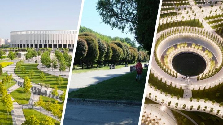 «Два миллиарда — это шикарные инвестиции»: архитекторы — о новом мегапарке в центре Екатеринбурга